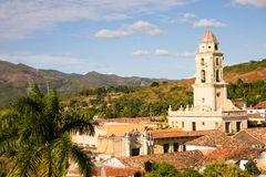 Trinidad skyline, Cuba Royalty Free Stock Photo