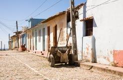 Trinidad street, Cuba Stock Photos