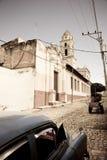 Trinidad street - vintage Royalty Free Stock Image