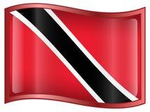 Trinidad and Tobago Flag icon Royalty Free Stock Photo