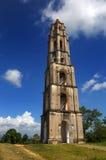 Trinidad tower, cuba Stock Image