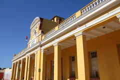 Trinidad Town Hall, Cuba royalty free stock images