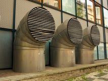 Trinidad - tubo de la ventilación Imagen de archivo