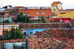 Trinidad - Unesco world site, Cuba Stock Photography