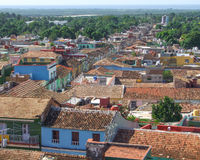 Trinidad w Kuba fotografia royalty free