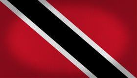 Trinidad y Tobago flag Stock Images