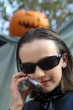 Trinità di Halloween Fotografia Stock Libera da Diritti