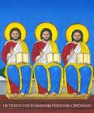 Trinità santa Fotografie Stock