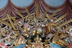 trinità santa Immagine Stock Libera da Diritti