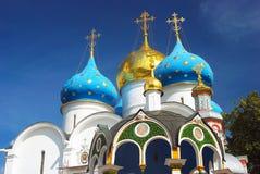Trinità Sergius Lavra, Sergiev Posad, Russia Mondo Herit dell'Unesco Immagini Stock Libere da Diritti