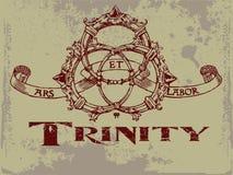 Trinité illustration stock