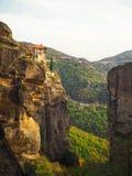 Trinité Meteora de saint images libres de droits