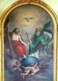 trinité sainte photo stock