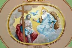 trinité sainte image libre de droits