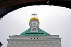 Trinité Sergius Lavra en Russie Image stock
