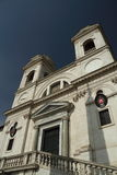Trinita dei Monti Royalty Free Stock Image