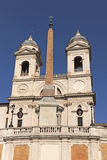 Trinita dei Monti Royalty Free Stock Photos