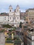 Trinita dei Monti 库存照片