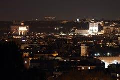 Trinita dei Monti Rome Royalty Free Stock Images