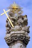 Trinity święta kolumna zdjęcia stock