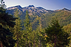 Trinity Alps Royalty Free Stock Image