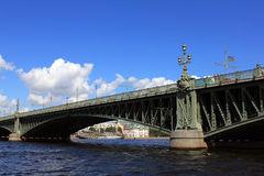 Trinity Bridge Stock Photography