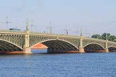 Trinity bridge Royalty Free Stock Photos