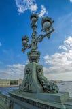 Trinity Bridge St. Petersburg Royalty Free Stock Photos