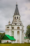 Trinity Cathedral in Alexandrovskaya village Royalty Free Stock Photography