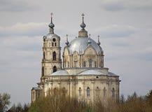 Trinity Cathedral in Gus-Zhelezny. Ryazan oblast. Russia Royalty Free Stock Image