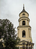 Trinity Cathedral in Kaluga in Russia. Stock Image