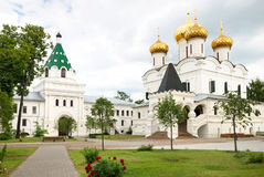 Trinity cathedral (Kostroma) Royalty Free Stock Photo