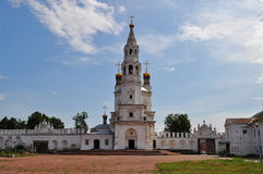 Trinity Cathedral  and the Kremlin. Verkhoturie. R Stock Photos