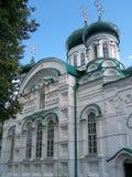 Trinity Cathedral of the monastery of Raifa Stock Images