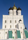 Trinity Cathedral in Pskov Kremlin Royalty Free Stock Images