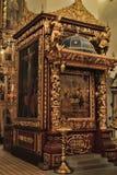 Trinity Cathedral in Pskov Kremlin Stock Photo