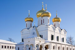 Trinity Cathedral in Russia, Kostroma royalty free stock photography
