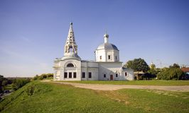 Trinity Cathedral Serpukhov Royalty Free Stock Photos
