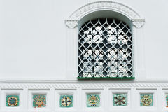 Trinity cathedral window Royalty Free Stock Photography