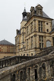 Trinity Chapel in the chateau Fontainebleau Stock Photos