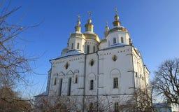 Free Trinity Church Exaltation Of The Cross Monastery Stock Images - 108380434