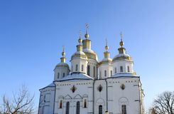 Free Trinity Church Exaltation Of The Cross Monastery Royalty Free Stock Image - 108380436