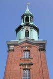 Trinity church in Hamburg Stock Photos