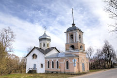 Free Trinity Church In The Yamskaya Sloboda. Veliky Novgorod Stock Photos - 55871853