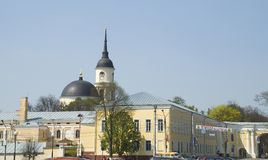 Trinity church in Kaluga, Russia Royalty Free Stock Images