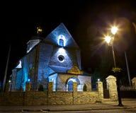 Trinity Church in Kamianets-Podilskyi Royalty Free Stock Photo