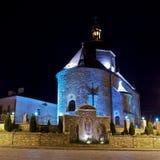 Trinity Church in Kamianets-Podilskyi Royalty Free Stock Photos