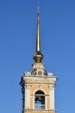 Trinity Church in Krasnoe Selo. Stock Photos