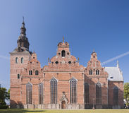 Trinity Church in Kristianstad Royalty Free Stock Photography