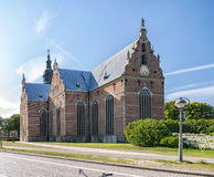 Trinity Church in Kristianstad Royalty Free Stock Image